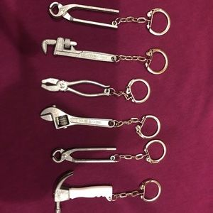 Adorable tools.keychains
